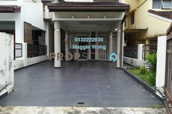 For Sale Terrace at USJ 3, UEP Subang Jaya Freehold Semi Furnished 4R/3B 720k