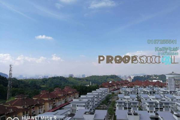 For Sale Condominium at V-Residensi, Selayang Heights Freehold Semi Furnished 3R/3B 520k