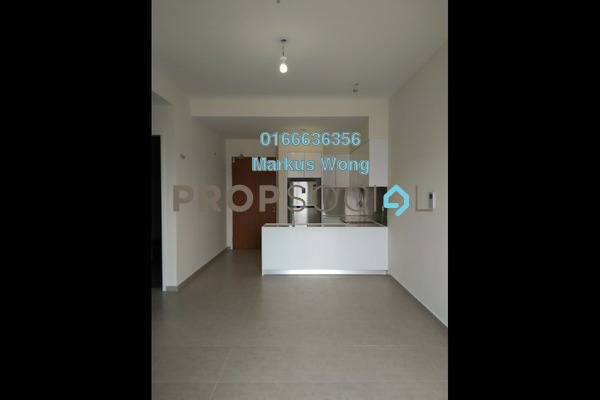 For Rent Serviced Residence at The Petalz, Old Klang Road Freehold Semi Furnished 3R/2B 2k