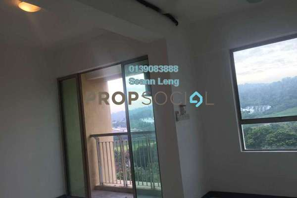 For Rent Condominium at Ritze Perdana 1, Damansara Perdana Freehold Unfurnished 1R/1B 1k