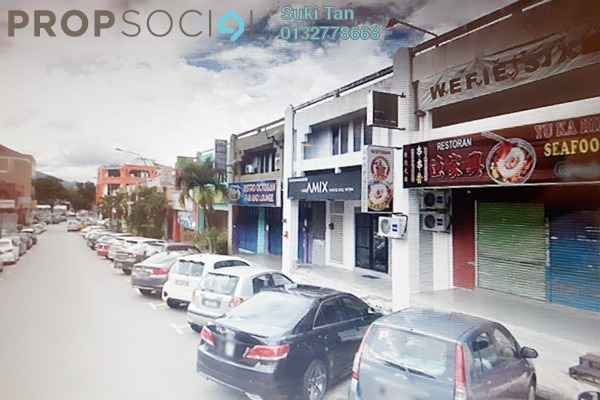 For Rent Office at Taman Menjalara, Bandar Menjalara Freehold Unfurnished 0R/0B 1.3k