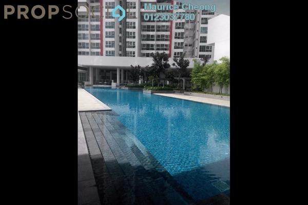 For Sale Condominium at Seringin Residences, Kuchai Lama Freehold Unfurnished 4R/4B 1.15m