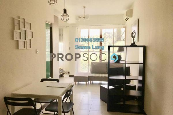 For Rent Condominium at Ritze Perdana 1, Damansara Perdana Freehold Fully Furnished 1R/1B 1.35k