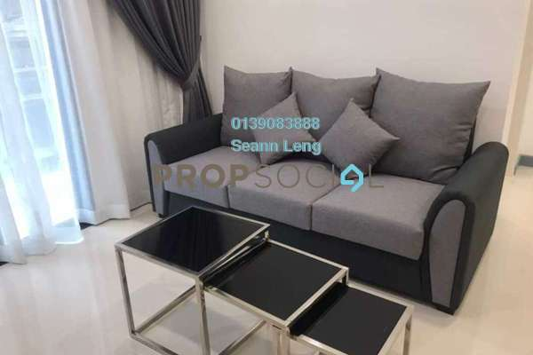 For Rent Condominium at South View, Bangsar South Freehold Fully Furnished 2R/2B 2.85k