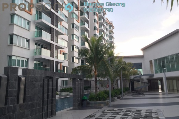 For Sale Condominium at Hijauan Saujana, Saujana Freehold Semi Furnished 3R/1B 950k