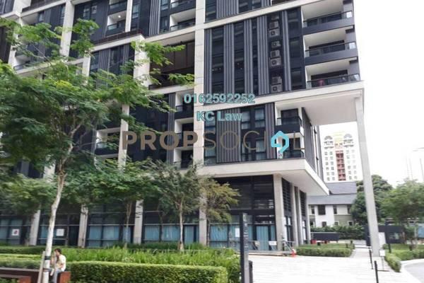 For Sale Condominium at Arcoris, Mont Kiara Freehold Semi Furnished 2R/2B 1.07m