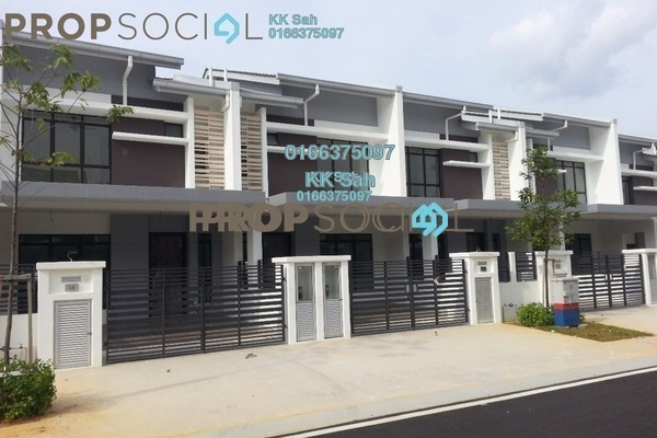 For Sale Link at M Residence, Rawang Leasehold Unfurnished 4R/3B 470k