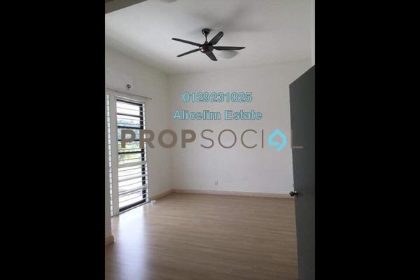 For Rent Terrace at Garden Park Homes, Cahaya SPK Freehold Semi Furnished 5R/5B 2k