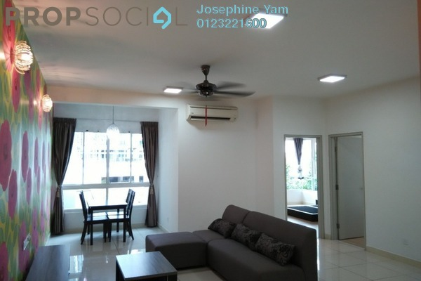 For Rent Condominium at Sunway VeloCity, Cheras Freehold Fully Furnished 2R/2B 2.9k