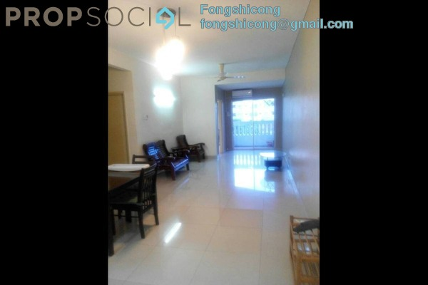 For Rent Condominium at Nilam Puri, Bandar Bukit Puchong Freehold Semi Furnished 3R/2B 1.5k