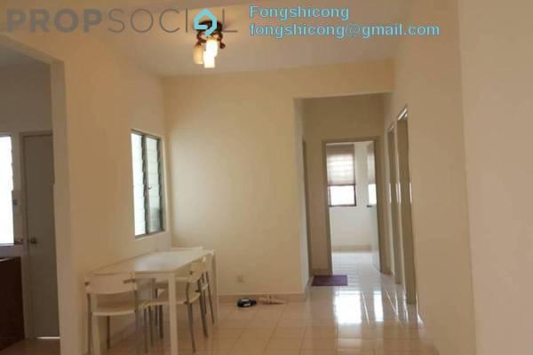 For Rent Condominium at Casa Puteri, Bandar Puteri Puchong Freehold Semi Furnished 3R/2B 1.5k
