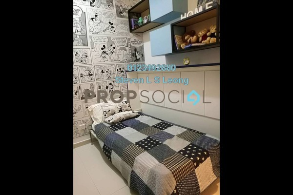 For Sale Serviced Residence at The Edge Residen, Subang Jaya Leasehold Semi Furnished 3R/2B 642k