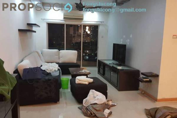 For Rent Condominium at Dynasty Garden, Kuchai Lama Freehold Fully Furnished 2R/3B 2k
