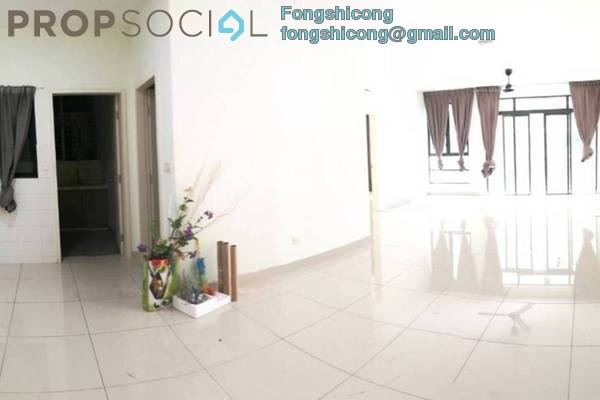 For Rent Condominium at The Z Residence, Bukit Jalil Freehold Semi Furnished 2R/2B 1.6k