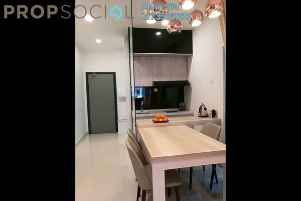 For Sale Condominium at The Edge Residen, Subang Jaya Freehold Semi Furnished 3R/2B 631k