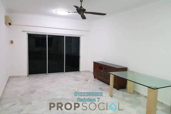 For Rent Condominium at Petaling Indah, Sungai Besi Freehold Semi Furnished 2R/2B 1.1k