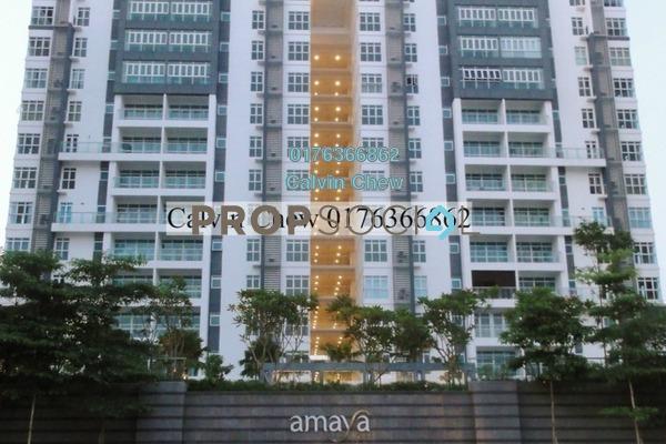 For Sale Condominium at Amaya Saujana, Saujana Freehold Unfurnished 3R/4B 802k