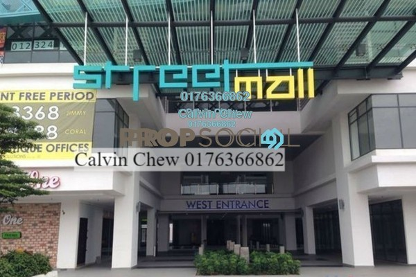 For Sale Shop at Street Mall @ One South, Seri Kembangan Leasehold Unfurnished 0R/0B 435k