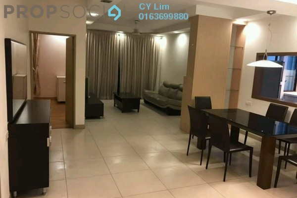 For Rent Condominium at Savanna 1, Bukit Jalil Freehold Fully Furnished 3R/2B 2.8k
