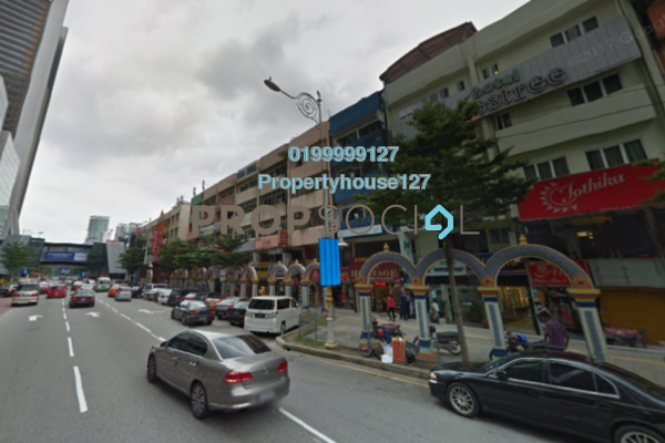For Rent Office at Jalan Tun Sambathan, Brickfields Freehold Semi Furnished 0R/0B 2.5k