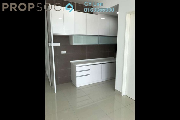 For Rent Condominium at Chymes @ Gurney, Keramat Freehold Semi Furnished 2R/2B 3k
