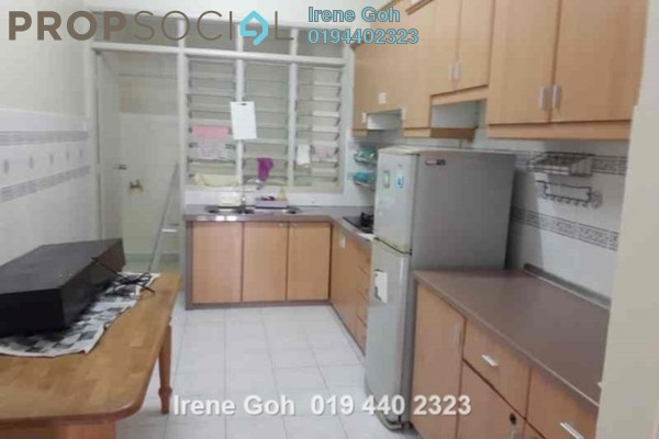 For Rent Condominium at Parkview Towers, Bukit Jambul Freehold Fully Furnished 3R/2B 1.4k