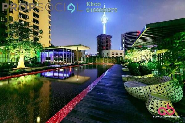 For Sale Condominium at Sixceylon, Bukit Ceylon Freehold Fully Furnished 1R/2B 850k