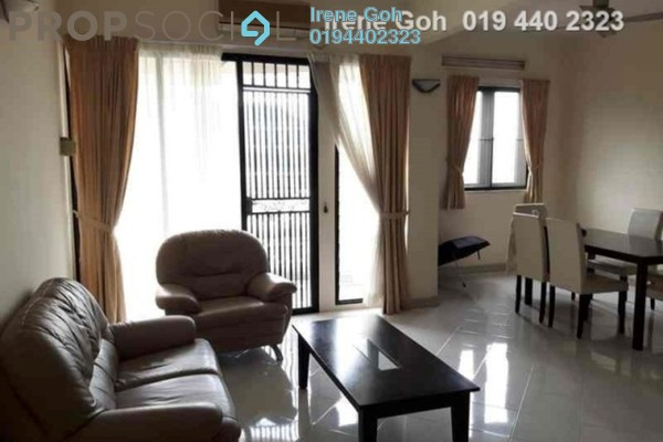 For Rent Condominium at Sri York, Georgetown Freehold Fully Furnished 5R/3B 3.5k