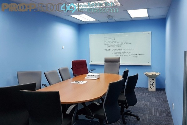For Rent Office at Solaris Mont Kiara, Mont Kiara Freehold Semi Furnished 0R/0B 3.5k