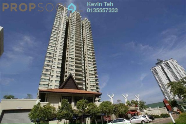 For Rent Condominium at Mont Kiara Banyan, Mont Kiara Freehold Fully Furnished 3R/3B 7k