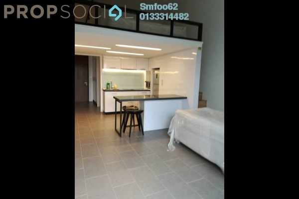 For Rent Condominium at The Establishment, Brickfields Freehold Fully Furnished 1R/1B 2.4k
