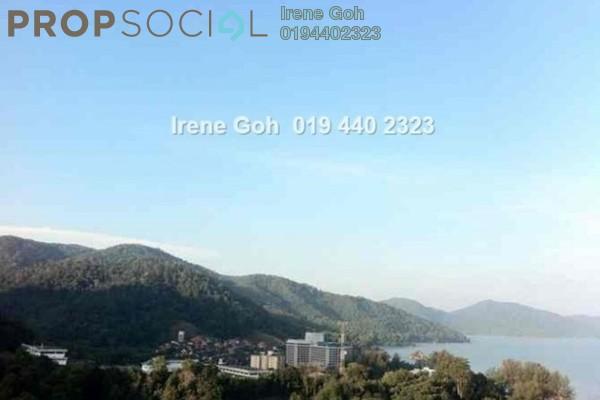 For Rent Condominium at Eden Seaview, Batu Ferringhi Freehold Fully Furnished 3R/2B 1.4k