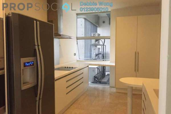 For Rent Condominium at Park Seven, KLCC Freehold Semi Furnished 3R/4B 10k