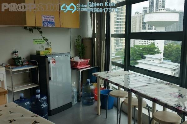 For Rent Office at Solaris Dutamas, Dutamas Freehold Fully Furnished 0R/7B 17k