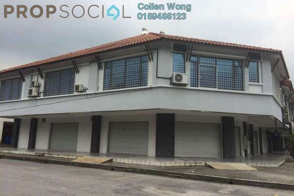 For Sale Shop at BK6, Bandar Kinrara Freehold Unfurnished 0R/0B 2.7m