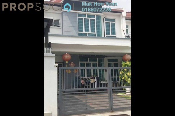 For Sale Terrace at PU1, Bandar Puchong Utama Freehold Semi Furnished 4R/3B 980k