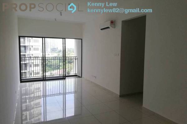 For Rent Condominium at Seasons Garden Residences, Wangsa Maju Freehold Semi Furnished 3R/2B 1.6k