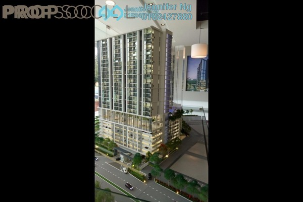 For Sale Condominium at AraTre' Residences, Ara Damansara Leasehold Semi Furnished 1R/1B 438k