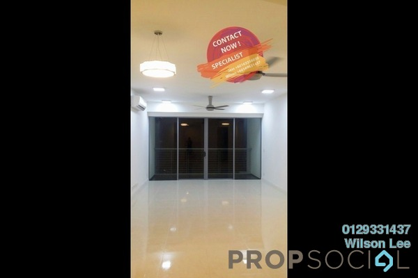 For Sale Condominium at The Westside Two, Desa ParkCity Freehold Semi Furnished 2R/2B 1.2m
