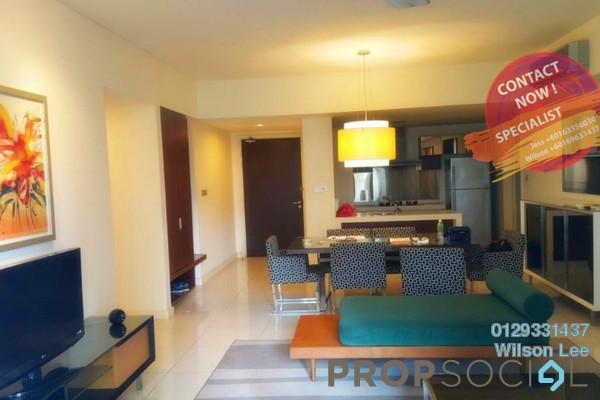 For Sale Condominium at Tiffani Kiara, Mont Kiara Freehold Fully Furnished 3R/3B 1.29m