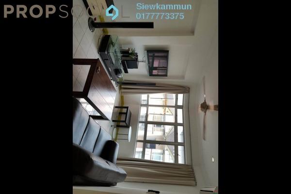 For Rent Apartment at D'Shire Villa, Kota Damansara Freehold Fully Furnished 3R/2B 1.5k