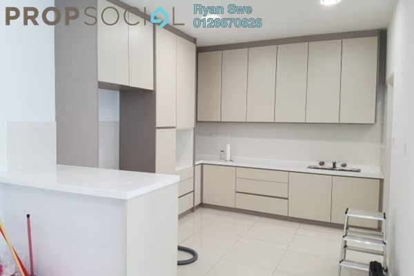 For Rent Apartment at Sri Damansara Court, Bandar Sri Damansara Freehold Semi Furnished 3R/2B 1.3k