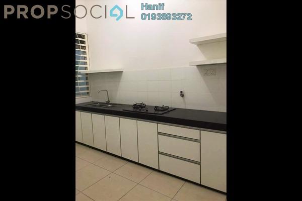 For Rent Terrace at Precinct 11, Putrajaya Freehold Semi Furnished 4R/3B 2.3k