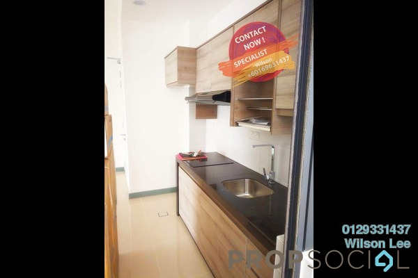 For Rent Condominium at South View, Bangsar South Freehold Semi Furnished 2R/2B 2.2k