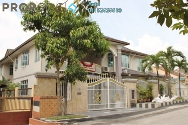For Sale Bungalow at Taman Keramat, Setiawangsa Leasehold Fully Furnished 7R/7B 2.5m