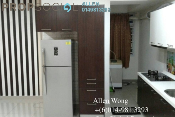 For Rent Condominium at Permas 11, Bandar Baru Permas Jaya Freehold Fully Furnished 2R/2B 1.3k