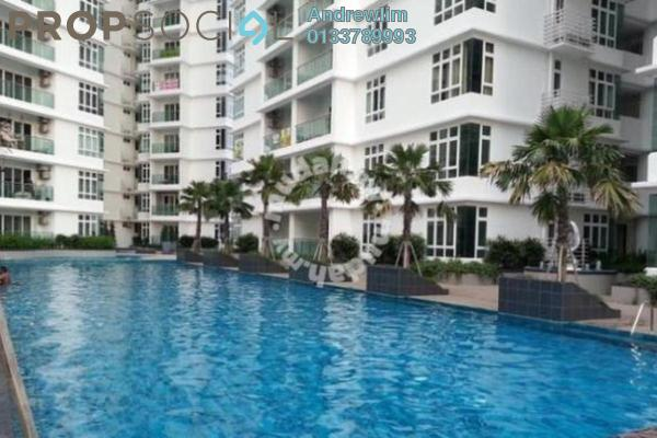 For Rent Condominium at Sri Putramas II, Dutamas Freehold Unfurnished 3R/2B 1.8k