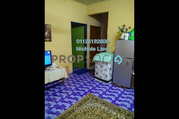 For Sale Apartment at SD12, Bandar Sri Damansara Freehold Semi Furnished 3R/1B 98.8k