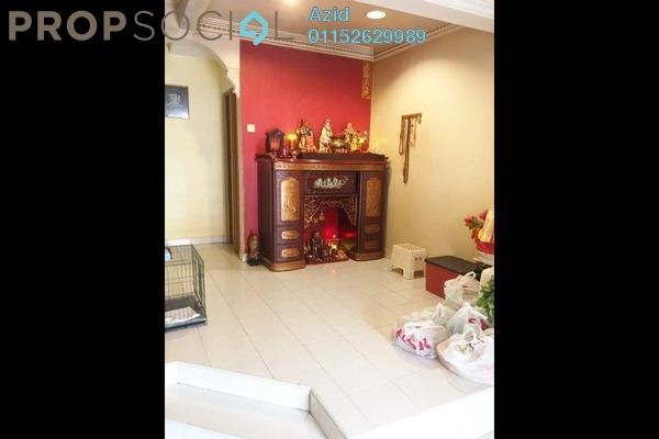 For Sale Terrace at Bandar Tasik Selatan, Kuala Lumpur Leasehold Unfurnished 4R/3B 675k