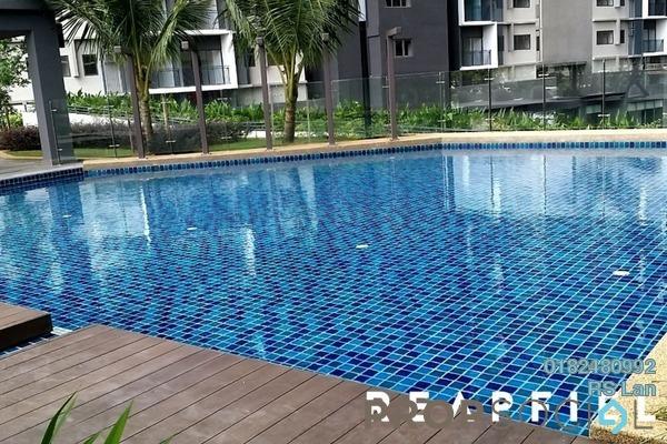 For Rent Condominium at Seasons Garden Residences, Wangsa Maju Freehold Fully Furnished 3R/2B 2.1k